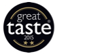 2015 – 2 Estrelles d'Or Great Taste Award